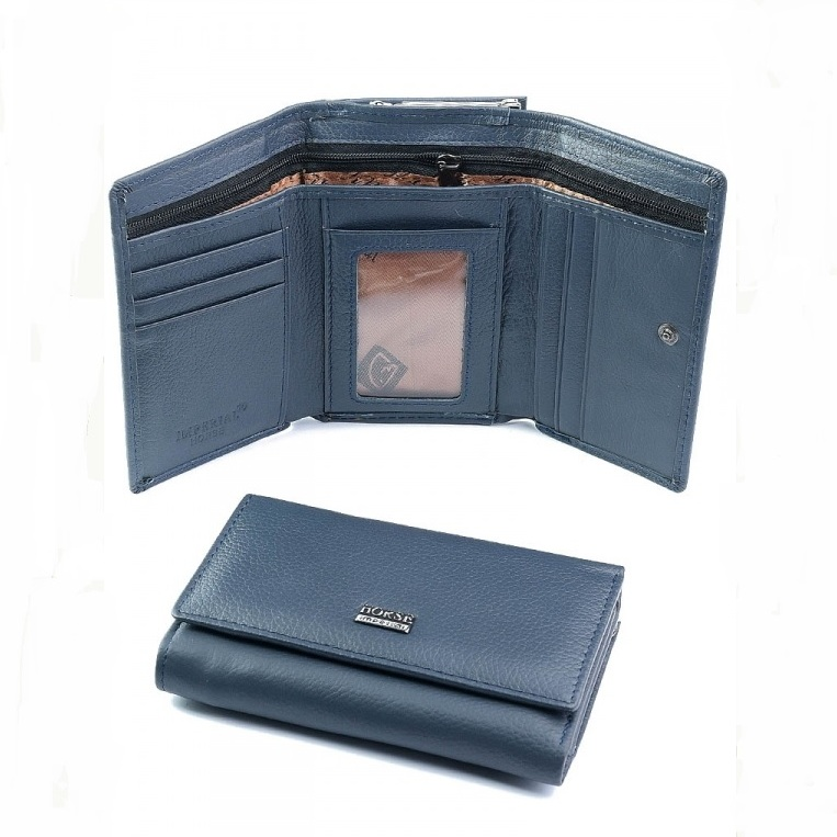 Отличный женский кошелёк «Imperial Horse» из мягкой кожи красивого цвета купить. Цена 485 грн