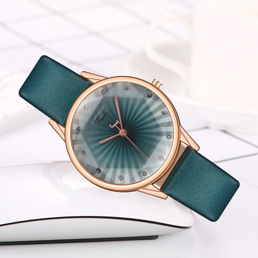 Некрупные наручные часы «Jadi» с интересным рисунком на циферблате купить. Цена 285 грн