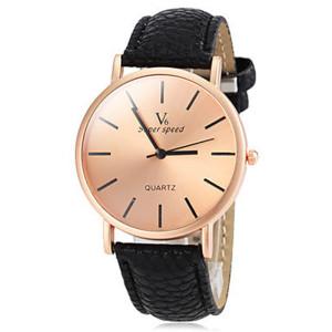 Интересные часы «Super speed» медного цвета с круглым циферблатом и чёрным ремешком купить. Цена 199 грн