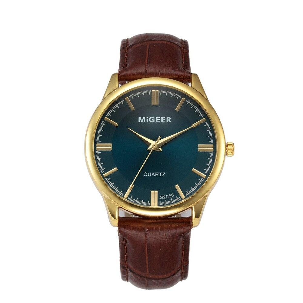 Некрупные мужские часы «Migeer» в классическом стиле купить. Цена 245 грн