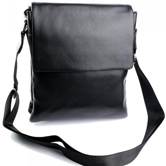 Отличная мужская сумка из высококачественной мягкой кожи купить. Цена 1690 грн