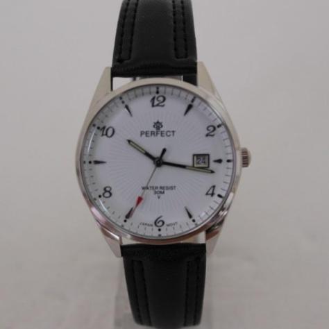 Наручные мужские часы «Perfect» классического дизайна с функцией отображения даты купить. Цена 690 грн
