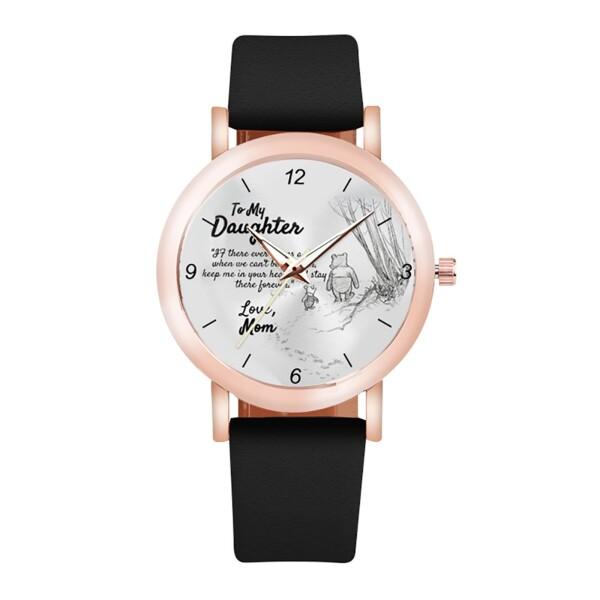 Сказочные часы «Quartz» с красивым рисунком на циферблате купить. Цена 235 грн