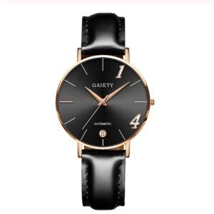 Небольшие женские часы «Gaiety» в стиле минимализм с окошком даты купить. Цена 275 грн
