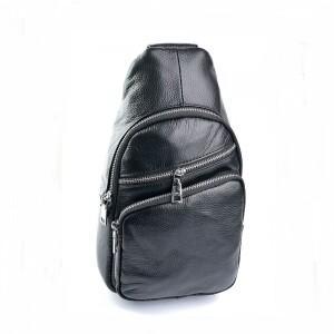 Практичная мужская сумка «Laras» из качественной зернистой кожи купить. Цена 1290 грн