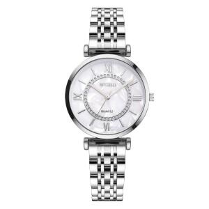 Аккуратные женские часы «Meibo» с классическим циферблатом и красивым браслетом купить. Цена 385 грн