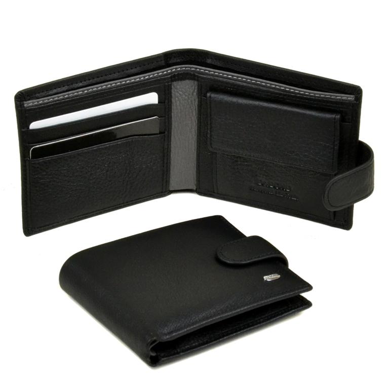 Классический бумажник «Dr.Bond» из высококачественной мягкой кожи купить. Цена 599 грн