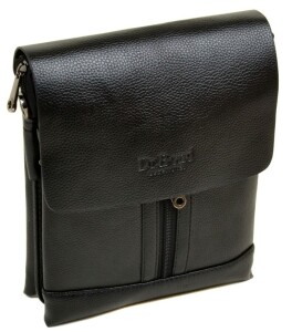 Мужская сумка-планшет «Dr.Bond» из глянцевой фактурной экокожи купить. Цена 599 грн