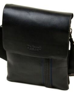 Крупная сумка-планшет «Dr.Bond» из экокожи с клапаном на магнитах купить. Цена 599 грн