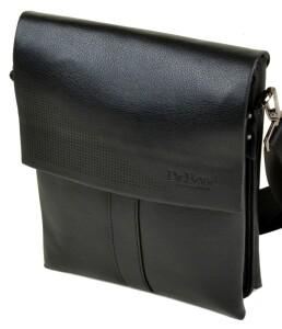 Мужская сумка «Dr.Bond» из искусственной кожи высокого качества с клапаном на магнитах купить. Цена 599 грн