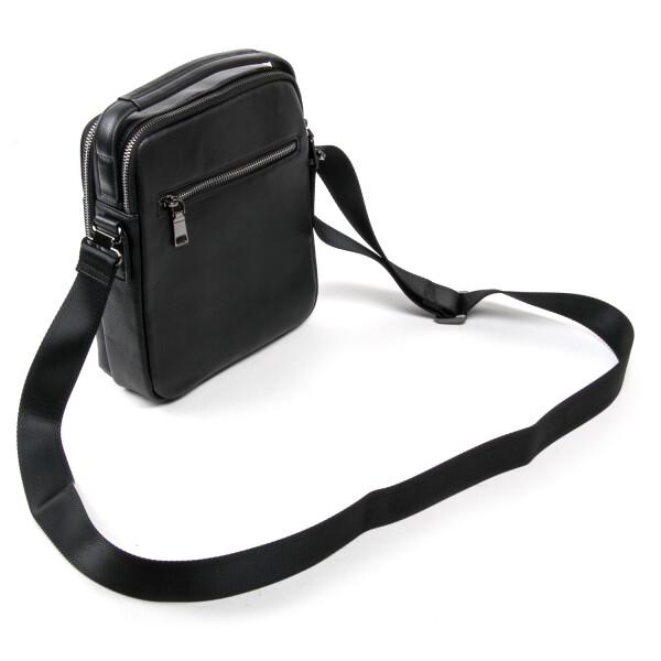 Крутая мужская сумка «Bretton» из мягкой качественной натуральной кожи фото 1