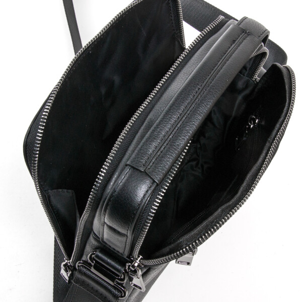 Крутая мужская сумка «Bretton» из мягкой качественной натуральной кожи фото 2