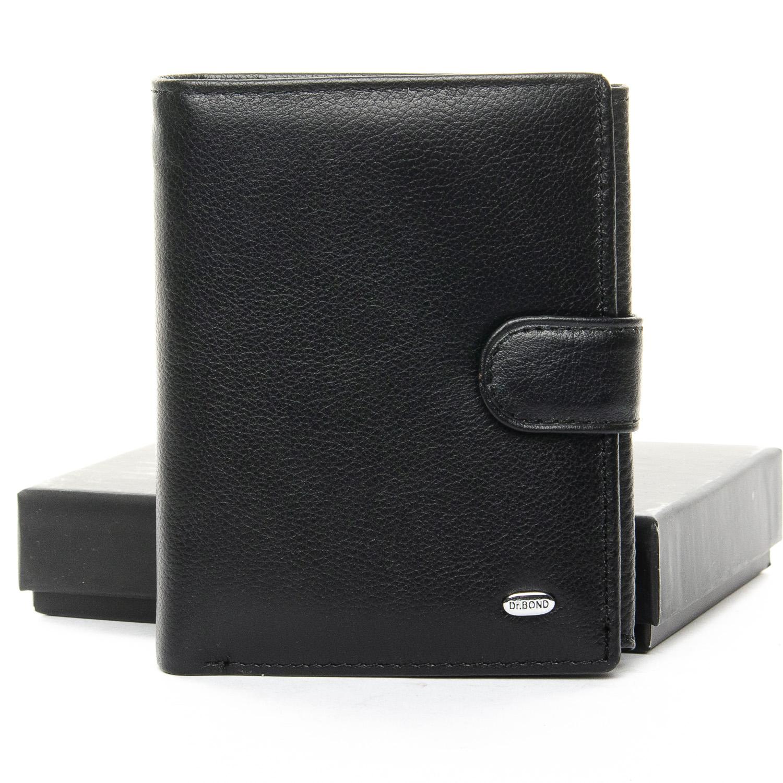 Компактное портмоне «Dr.Bond» из мягкой кожи с отделами для документов купить. Цена 599 грн