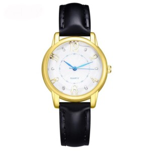 Оригинальные женские часы «Gaiety» с корпусом матового золотого цвета купить. Цена 245 грн
