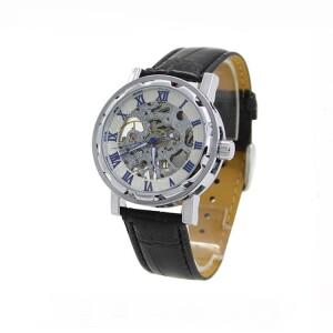 Механические часы «Winner» с ручным заводом и прозрачной задней крышкой купить. Цена 799 грн