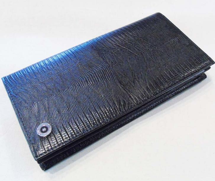 Турецкий купюрник «Karya» из плотной кожи с тиснением под рептилию купить. Цена 1485 грн