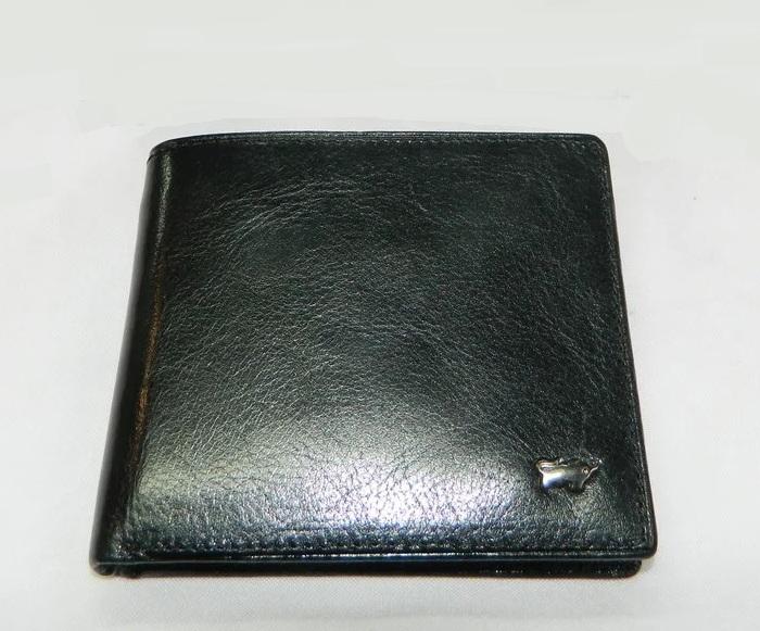 Солидный мужской бумажник «Braun Buffel» из глянцевой натуральной кожи купить. Цена 897 грн
