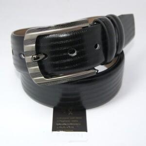 Шикарный кожаный ремень «Alon» с красивой текстурой на полотне купить. Цена 499 грн