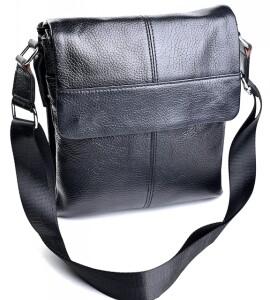 Высококачественная мужская сумка «Cross Ox» из мягкой натуральной кожи купить. Цена 1560 грн