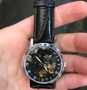 Красивые часы-копии «Rolex» механические с автоматическим подзаводом купить. Цена 1270 грн