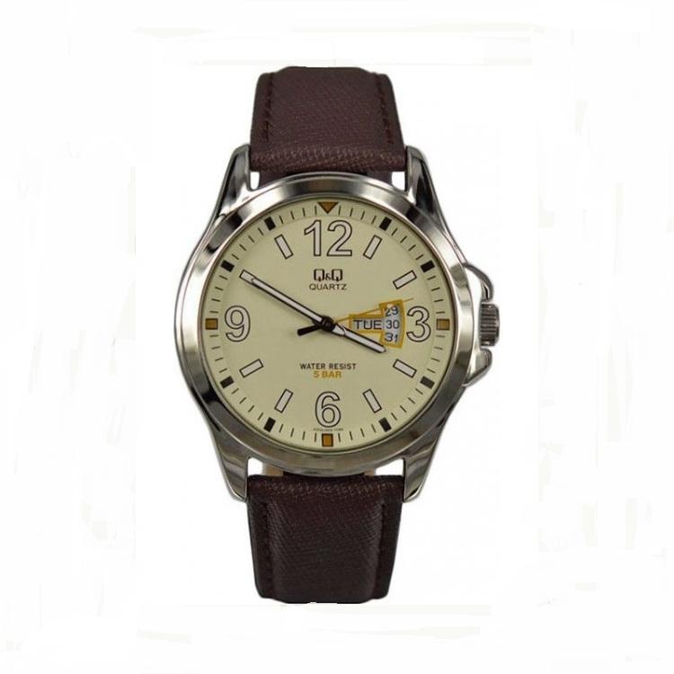 Популярные мужские часы «Q&Q» с японским кварцевым механизмом купить. Цена 990 грн