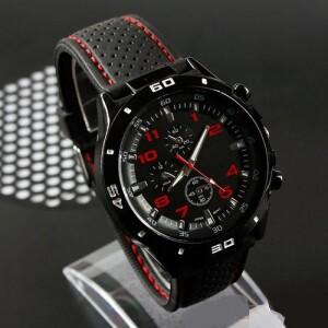 Популярные мужские часы «Grand Touring» с красивым силиконовым ремешком купить. Цена 245 грн