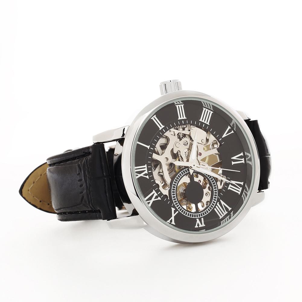 Мужские механические часы «Winner» с ручным заводом купить. Цена 899 грн