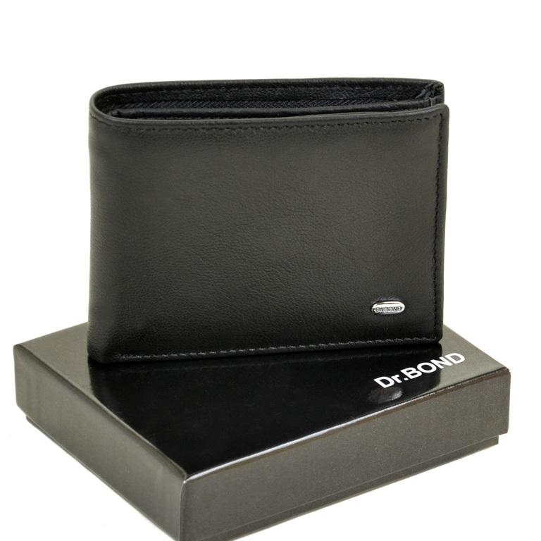 Небольшой бумажник «Dr.Bond» на магните из мягкой качественной кожи купить. Цена 575 грн
