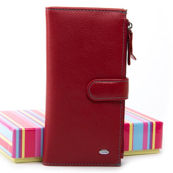 Тонкий женский кошелёк «Dr.Bond» из мягкой натуральной кожи купить. Цена 899 грн