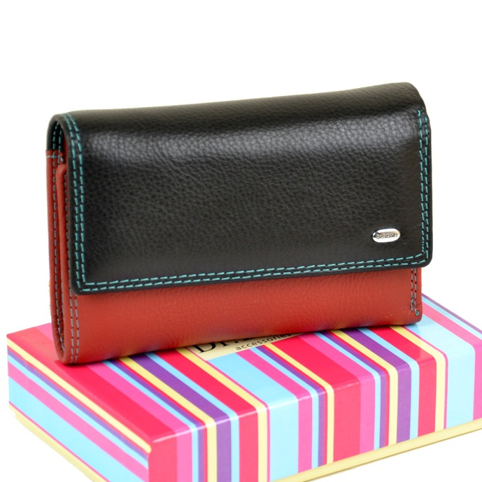 Небольшой кошелёк «Dr.Bond» из мягкой кожи с магнитной застёжкой купить. Цена 785 грн