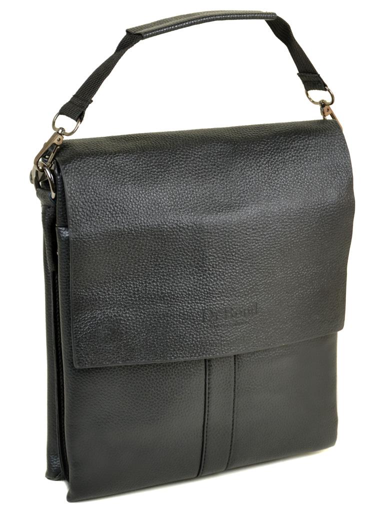 Крупная мужская сумка «Dr.Bond» из искусственной кожи с кожаным клапаном купить. Цена 599 грн