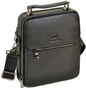 Элитная мужская сумка «Bretton» из качественной мягкой кожи с ручкой купить. Цена 2290 грн