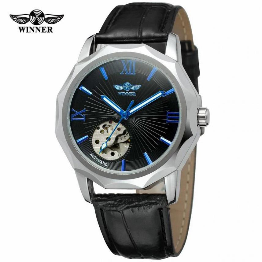Популярные часы «Winner» механические с автоматическим подзаводом купить. Цена 1190 грн