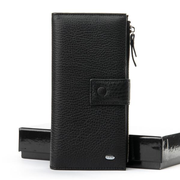 Большой мужской кошелёк «Dr.Bond» из мягкой натуральной кожи купить. Цена 898 грн