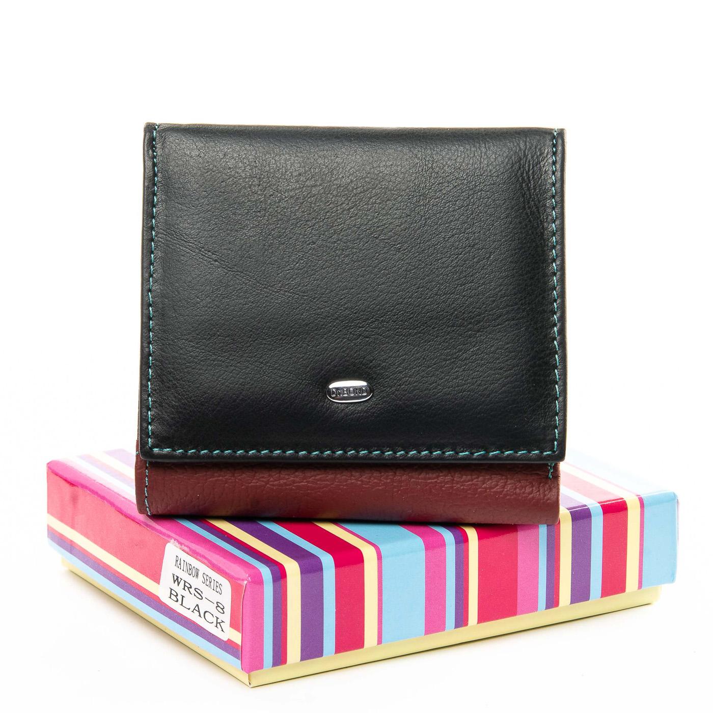 Милый женский кошелёк «Dr.Bond» из мягкой кожи разноцветной расцветки купить. Цена 599 грн