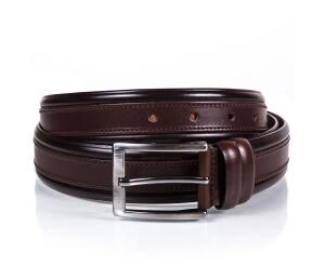 Замечательный мужской ремень «Glasman» коричневого цвета из турецкой кожи купить. Цена 740 грн