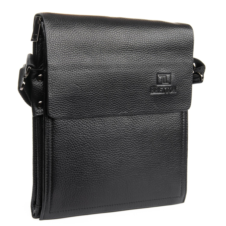 Изумительная мужская сумка «Bretton» из фактурной натуральной кожи высокого качества купить. Цена 1880 грн