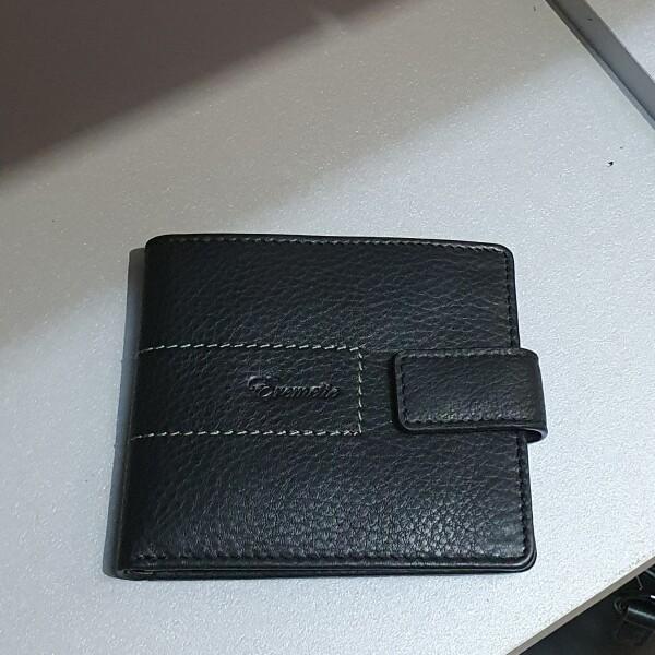 Компактный бумажник «Eremette» из высококачественной кожи «наппа» купить. Цена 899 грн