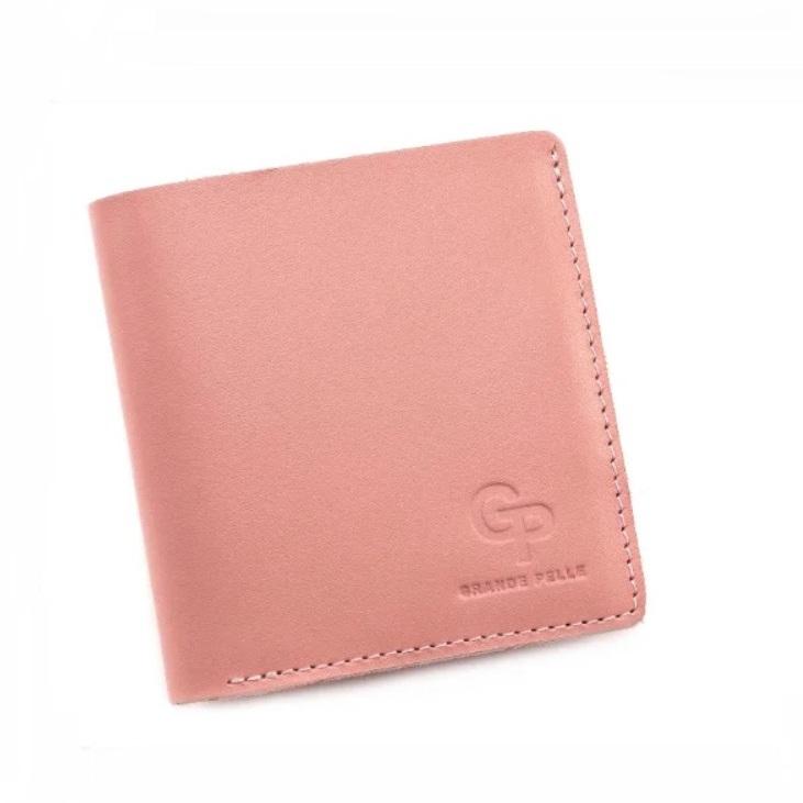 Приятный кошелёк «Grande Pelle» украинского производства из кожи «кайзер» купить. Цена 798 грн