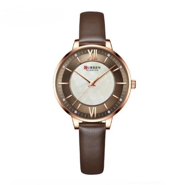 Отличные женские часы «Curren» с красивым циферблатом и кварцевым механизмом купить. Цена 1099 грн
