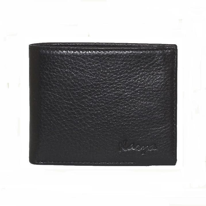 Суперкомпактный мужской бумажник «Karya» из натуральной турецкой кожи купить. Цена 699 грн