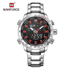 Мощные мужские часы «Naviforce» с многофункциональным кварцевым механизмом купить. Цена 1490 грн