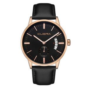 Интересные мужские часы «Cuena» с отдельно тикающей секундной стрелкой купить. Цена 499 грн