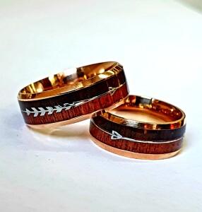 Оригинальное кольцо «Gedeon Apache Gold» с красивым рисунком под эмалью купить. Цена 135 грн