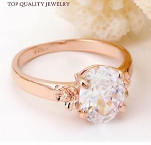 Классическое кольцо «Искушение» (бренд-ITALINA) с овальным камнем Сваровски и 18-ти каратной позолотой купить. Цена 165 грн или 520 руб.