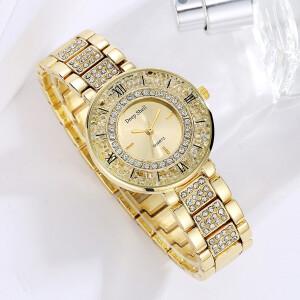 Роскошные часы «Deep Shell с красивым корпусом, наполненным стразами купить. Цена 599 грн