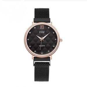Новые женские часы «CCQ Chanel Style» с ремешком с магнитной застёжкой купить. Цена 375 грн