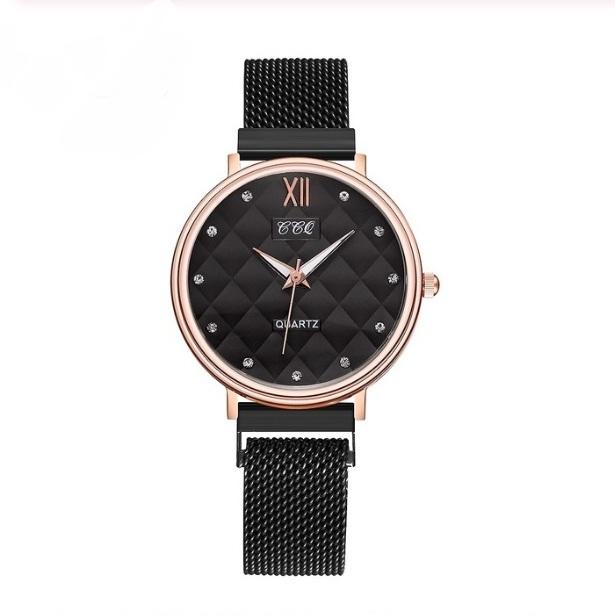 Новые женские часы «CCQ Chanel Style» с ремешком с магнитной застёжкой купить. Цена 385 грн