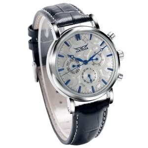 Женские механические часы «Jaragar» с автоподзаводом и календарём купить. Цена 1490 грн