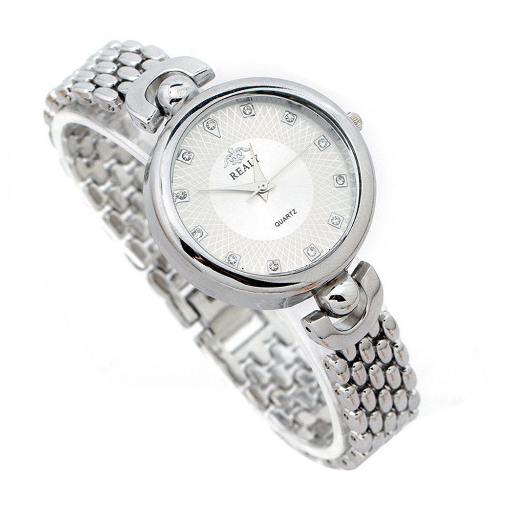 Незабываемые женские часы «Realy» с красивым циферблатом и браслетом купить. Цена 450 грн